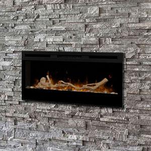 Σετ διακοσμητικών ξύλων για το ηλεκτρικό τζάκι BLF7451 - PACKAGE 74