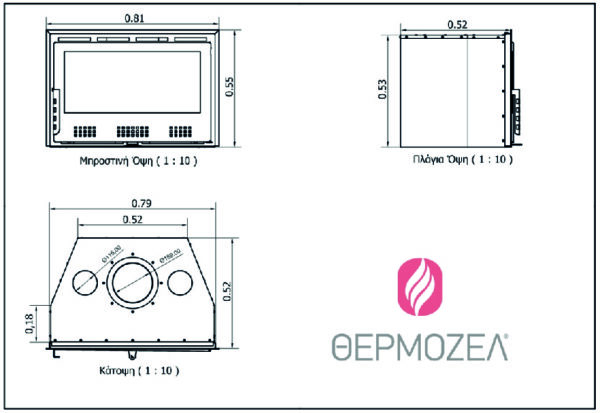 Kaseta-Style-80-dimensions