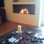 Τζάκι βιοαιθανόλης ειδική κατασκευή firespa e-tzaki 020