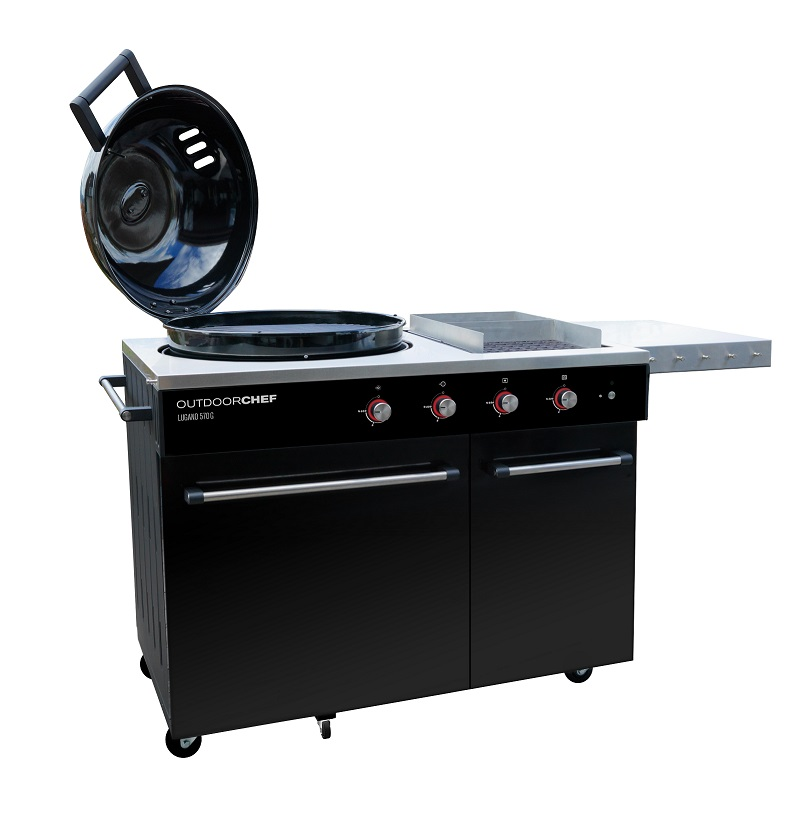 Ψησταριά υγραερίου LUGANO 570 G