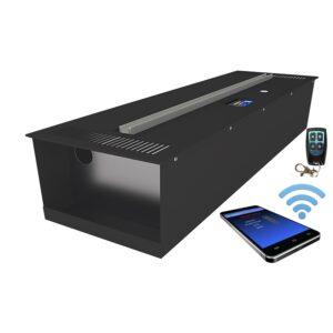 Αυτόματος ηλεκτρονικός καυστήρας βιοαιθανόλης smart-fire-a3-700-WildFlame