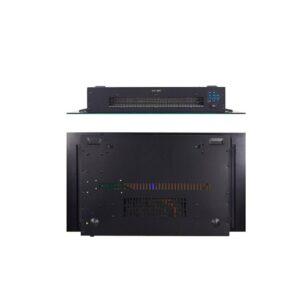 Ηλεκτρικό τζάκι με βοτσαλο EX150-SLIM3D p2